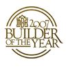 mba 2007 Builde Of The Year logo
